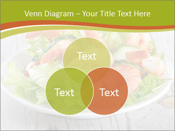 Green salad PowerPoint Template - Slide 33