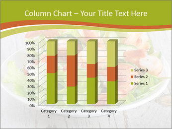 Green salad PowerPoint Template - Slide 50