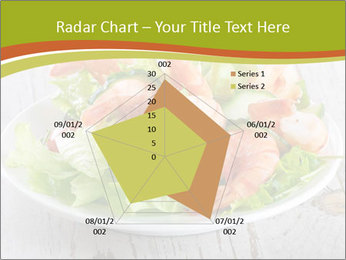 Green salad PowerPoint Template - Slide 51