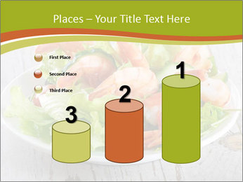 Green salad PowerPoint Template - Slide 65