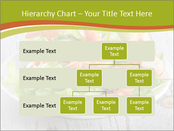Green salad PowerPoint Template - Slide 67
