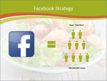 Green salad PowerPoint Template - Slide 7