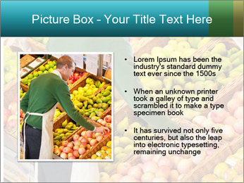 Store worker PowerPoint Templates - Slide 13