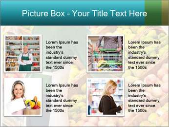 Store worker PowerPoint Templates - Slide 14