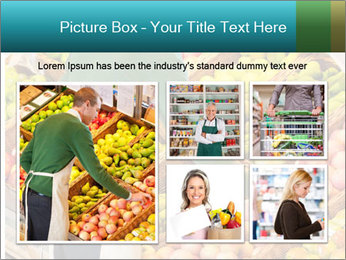Store worker PowerPoint Templates - Slide 19