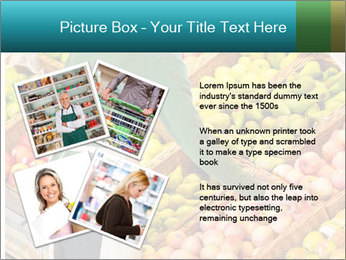 Store worker PowerPoint Templates - Slide 23