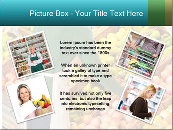 Store worker PowerPoint Templates - Slide 24