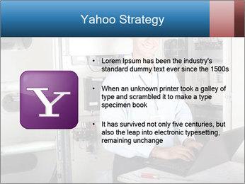 Professional industrial technician PowerPoint Template - Slide 11