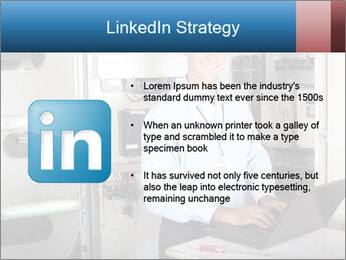 Professional industrial technician PowerPoint Template - Slide 12