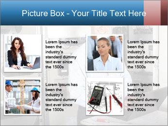 Professional industrial technician PowerPoint Template - Slide 14