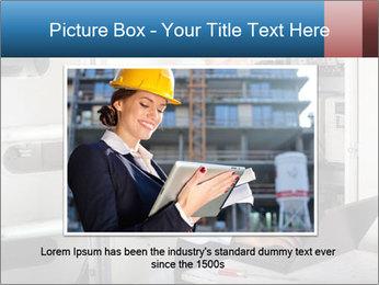 Professional industrial technician PowerPoint Template - Slide 16