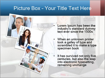 Professional industrial technician PowerPoint Template - Slide 17