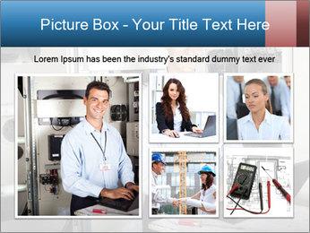 Professional industrial technician PowerPoint Template - Slide 19