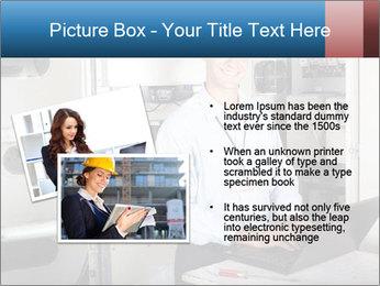 Professional industrial technician PowerPoint Template - Slide 20