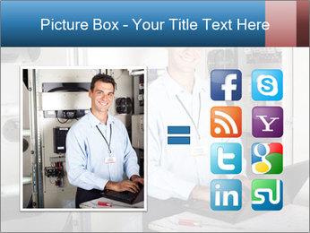 Professional industrial technician PowerPoint Template - Slide 21