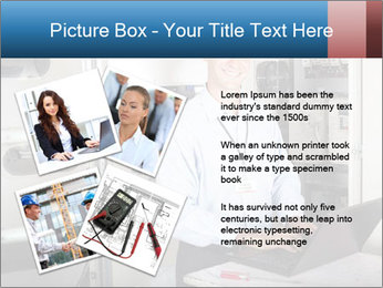 Professional industrial technician PowerPoint Templates - Slide 23