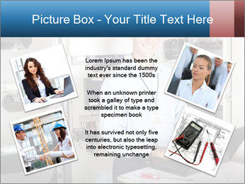 Professional industrial technician PowerPoint Template - Slide 24