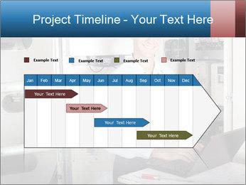 Professional industrial technician PowerPoint Template - Slide 25
