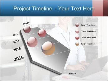Professional industrial technician PowerPoint Template - Slide 26