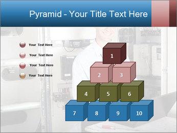 Professional industrial technician PowerPoint Template - Slide 31