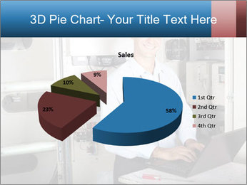 Professional industrial technician PowerPoint Template - Slide 35
