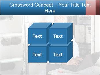 Professional industrial technician PowerPoint Template - Slide 39