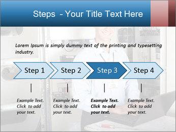 Professional industrial technician PowerPoint Template - Slide 4