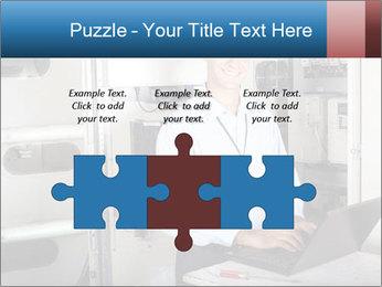 Professional industrial technician PowerPoint Template - Slide 42