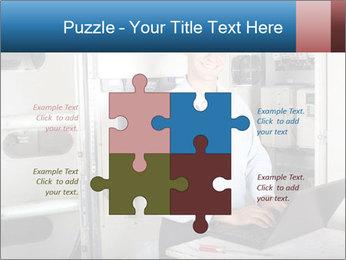 Professional industrial technician PowerPoint Template - Slide 43