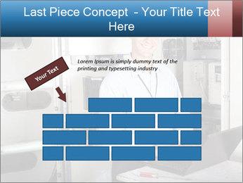 Professional industrial technician PowerPoint Template - Slide 46