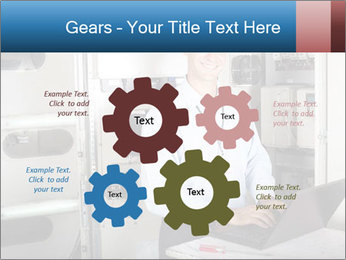 Professional industrial technician PowerPoint Template - Slide 47