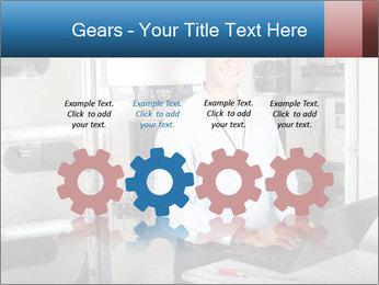 Professional industrial technician PowerPoint Template - Slide 48