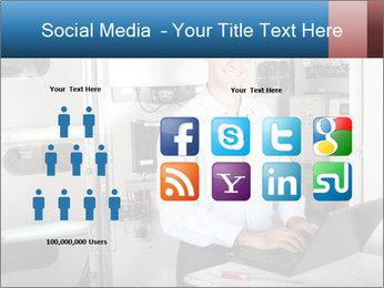 Professional industrial technician PowerPoint Template - Slide 5
