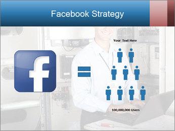 Professional industrial technician PowerPoint Template - Slide 7