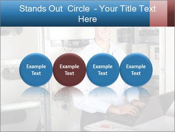 Professional industrial technician PowerPoint Template - Slide 76