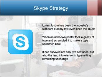 Professional industrial technician PowerPoint Template - Slide 8