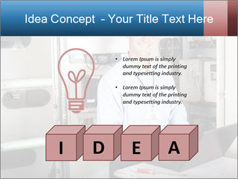 Professional industrial technician PowerPoint Template - Slide 80