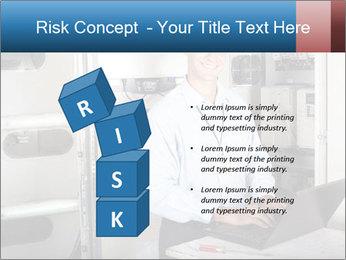 Professional industrial technician PowerPoint Template - Slide 81
