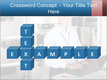 Professional industrial technician PowerPoint Template - Slide 82