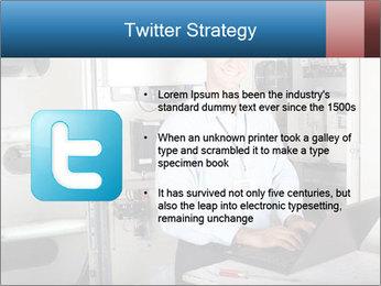 Professional industrial technician PowerPoint Template - Slide 9