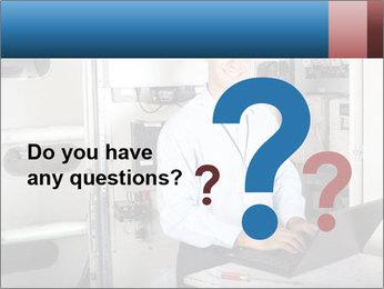 Professional industrial technician PowerPoint Template - Slide 96