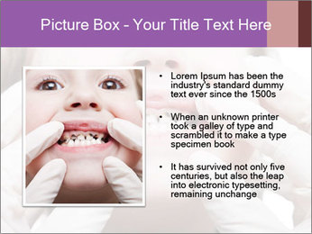 Dental medicine PowerPoint Template - Slide 13