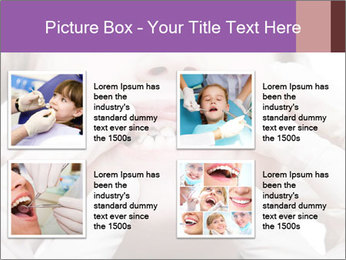Dental medicine PowerPoint Template - Slide 14