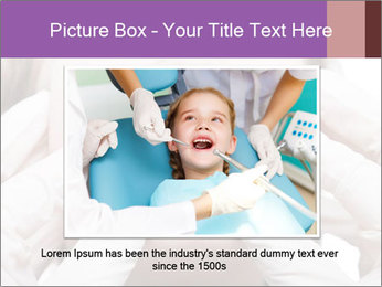 Dental medicine PowerPoint Template - Slide 15
