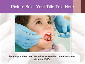 Dental medicine PowerPoint Template - Slide 16