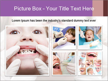 Dental medicine PowerPoint Template - Slide 19