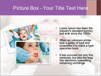 Dental medicine PowerPoint Template - Slide 20