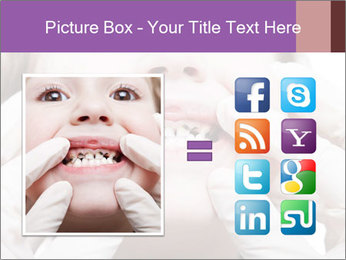 Dental medicine PowerPoint Template - Slide 21