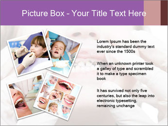 Dental medicine PowerPoint Template - Slide 23