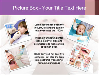 Dental medicine PowerPoint Template - Slide 24